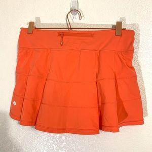 lululemon athletica Shorts - Lululemon Athletica | EUC Pace Rival Skort- Size 6